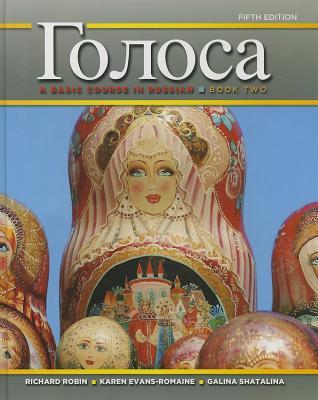 Golosa By Robin, Richard M./ Evans-Romaine, Karen/ Shatalina, Galina